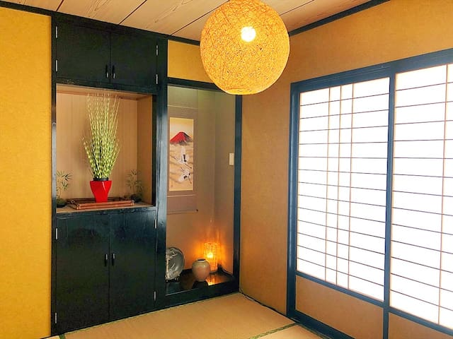 Japanese Futon room