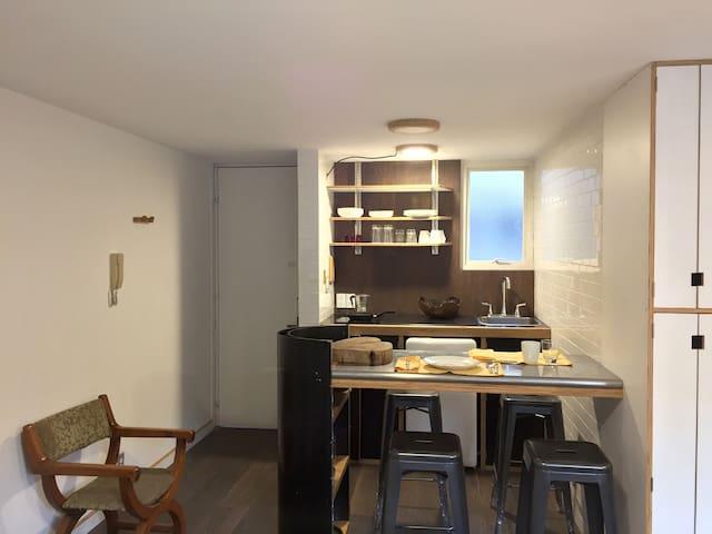Suite at Roma-Condesa neighborhood