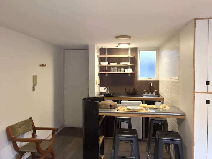 Suite at Roma-Condesa neighborhood