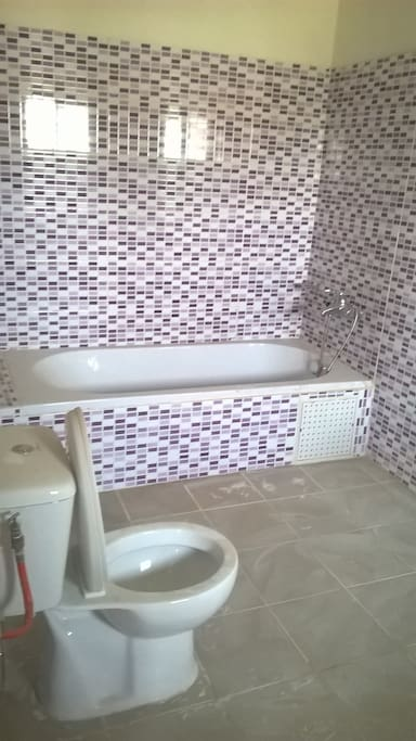 salle de bain chambre principale
