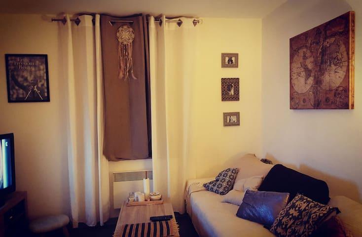 Chambre privée appartement agréable - Verdun - Wohnung