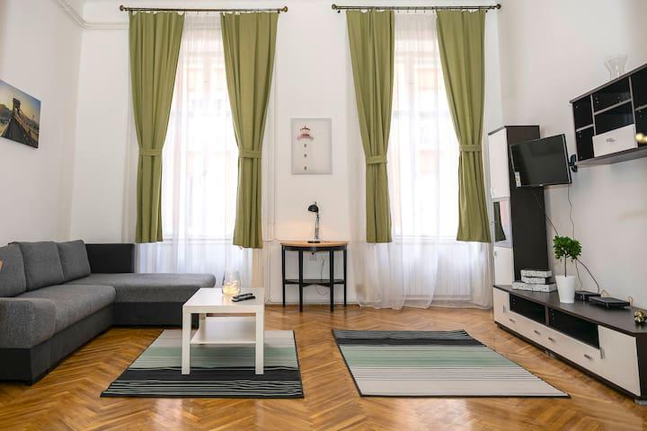 Ráday Corner Apartment
