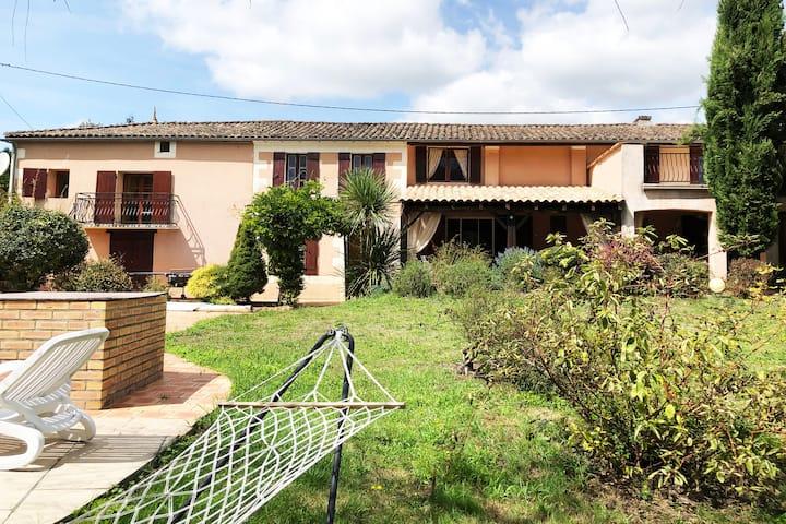 Villa Josanah : De la Fête au Farniente...