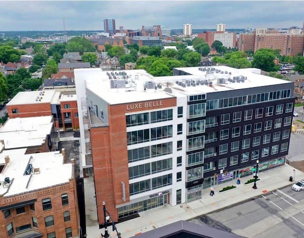Luxury Stay Near OSU/Downtown! Suite 203