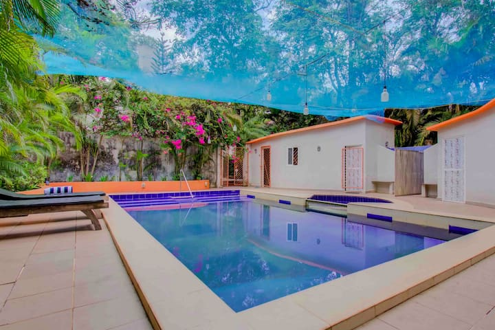 Swechha House - Luxury Villa with Pool and Garden