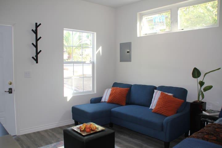 Brand new studio in LA foothills!