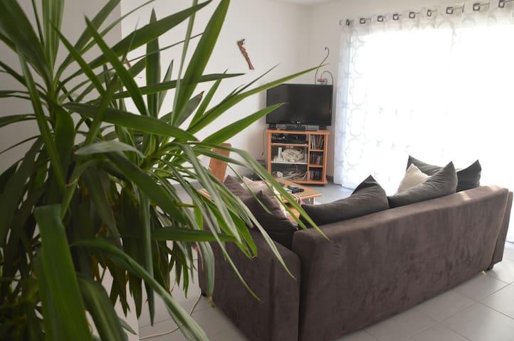 maison fraichement construite - Montreuil-Juigné - Hus