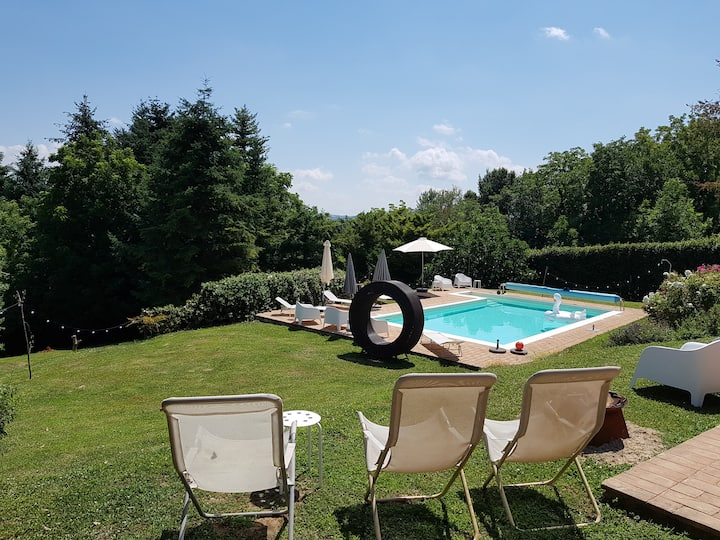 Villa Farrelli, Amandola