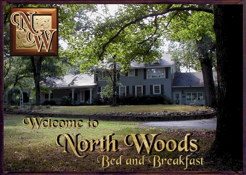 Welcome to our home.  We love having you at our Bed and Breakfast.  We welcome pets.