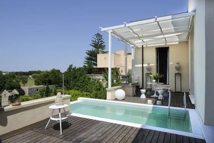 Luxury Palace Ferilli: a few minutes from Leuca - Gagliano del Capo - Villa