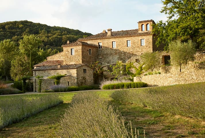 Gorgeous villa with pool close to Montalcino - Montalcino