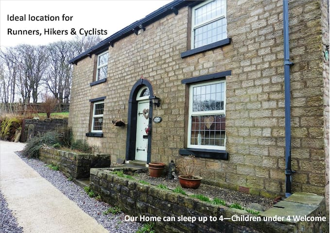 Kebbs Cottage, Darwen, Lancashire, North West UK - Darwen - Casa