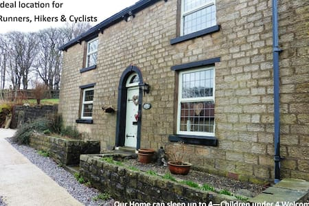 Kebbs Cottage, Darwen, Lancashire, North West UK - Darwen - House