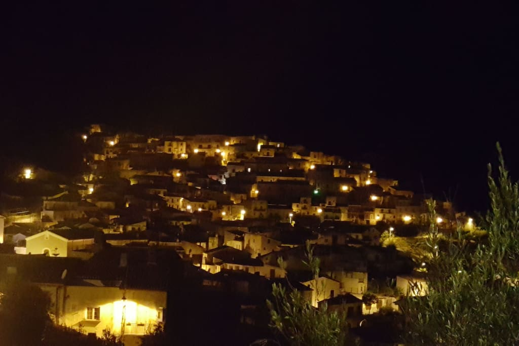 Civita by night❤