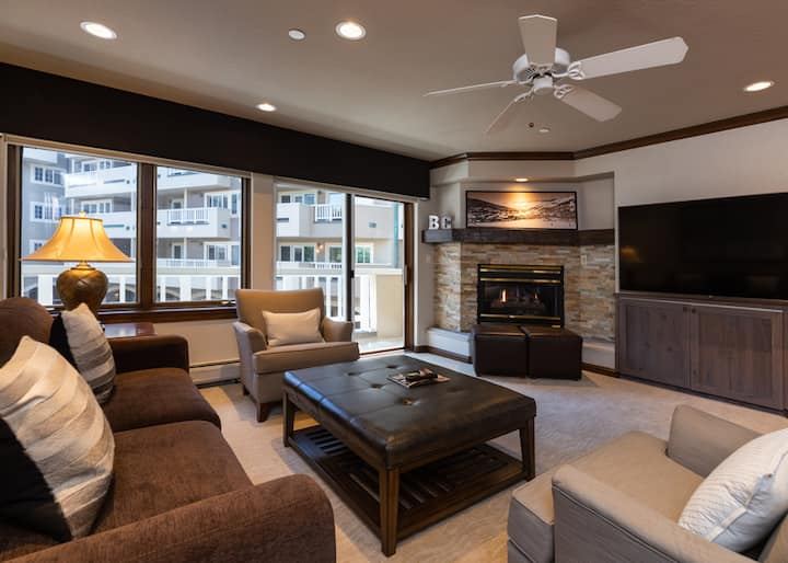 Beautiful 2-BR Unit in the Heart of Beaver Creek