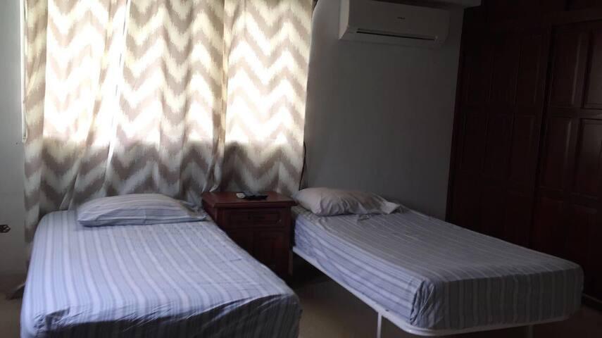 Habitaciones privadas en Obarrio