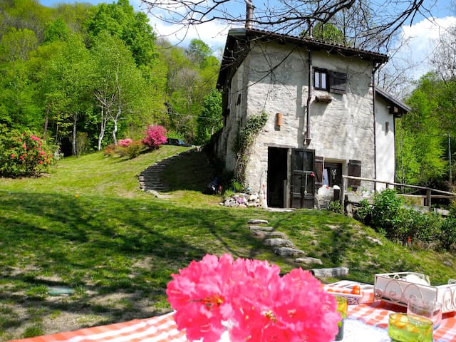 ancient mill in valsesia - Varallo Sesia - Stuga
