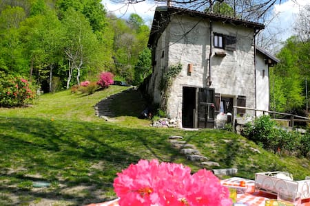 ancient mill in valsesia - Varallo Sesia