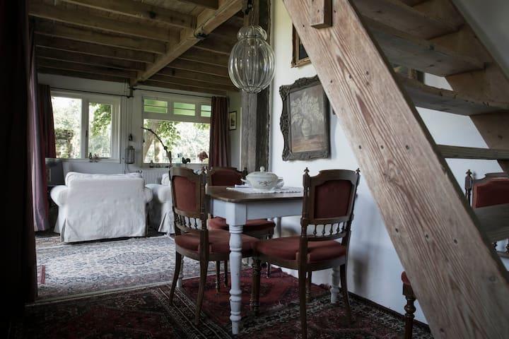 Onder de Kastanje De oude Schuur Cosy 4 per huis.