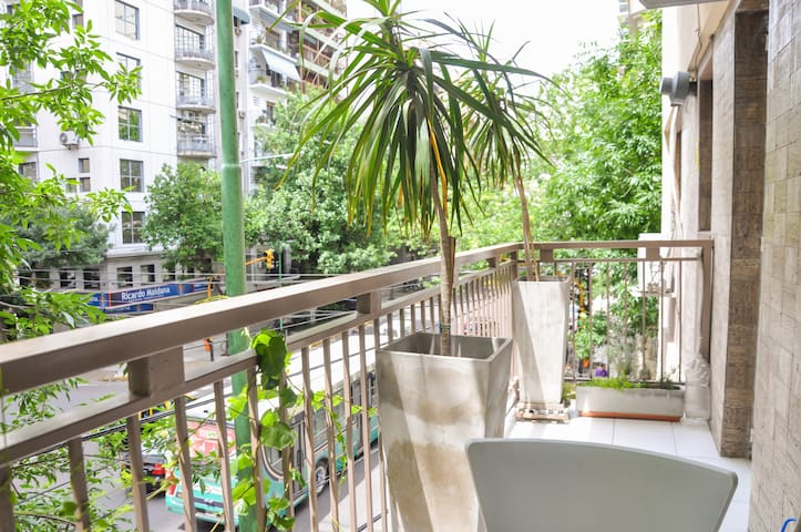 Palermo Beautiful Apartment TWO BEDROOM