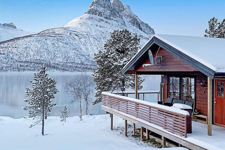 4 Sterne Ferienhaus in Grovfjord