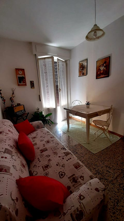Sala acolhedora Malpensa