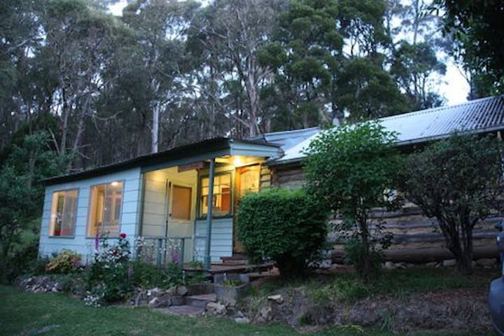 Old miners cabin in the Aussie bush - Blackwood