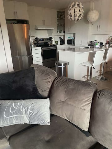 Lovely Inglewood Edmonton Apt Close To Downtown