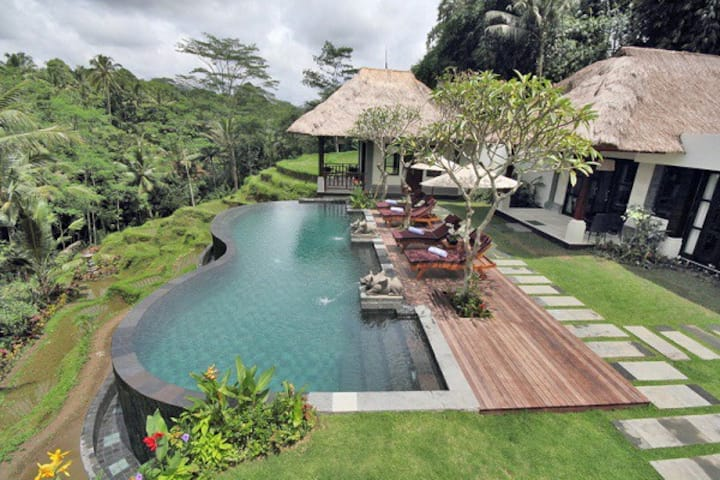 Villa Amrita Ubud -Three Bedrooms