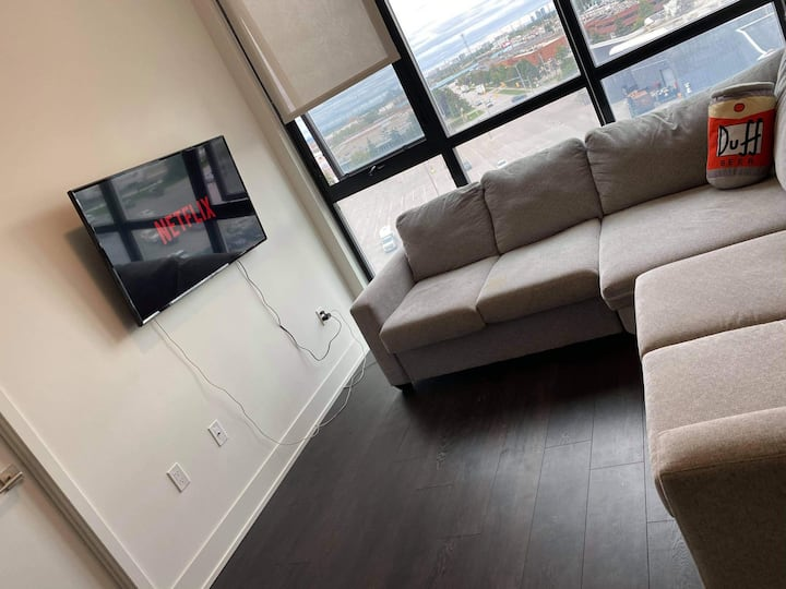 Downtown Vaughan Condo