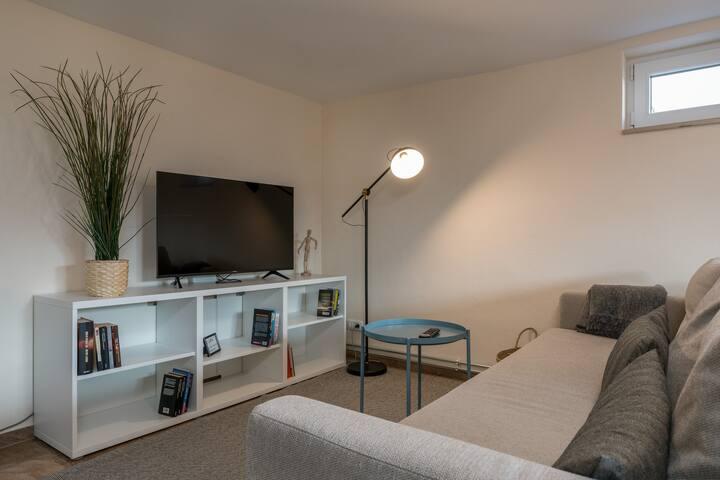 Gemütliches Apartment in Kassels Süden | Netflix