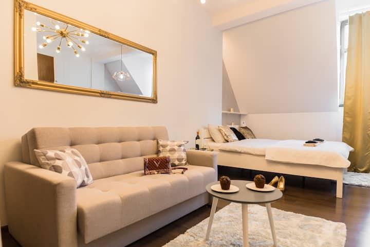GoldenEye Apartment Center Wroclaw - Apartament