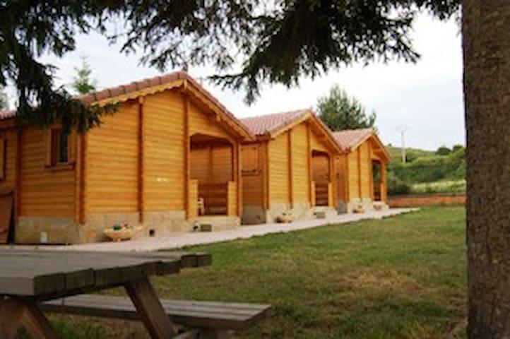 Apartamento - loft de madera - Arija - Pis
