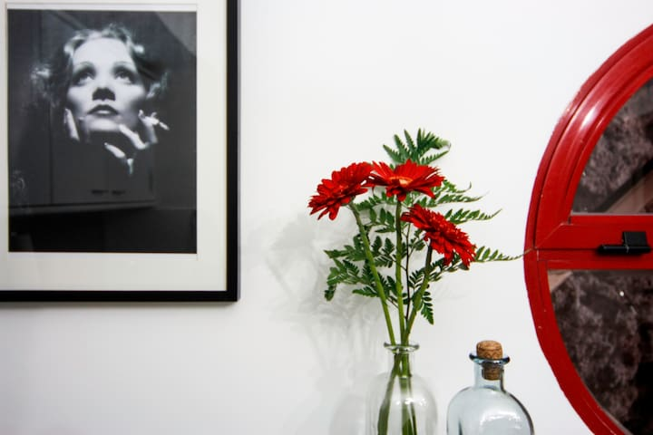 Charming place at Madrid's heart - Madrid - Apartemen