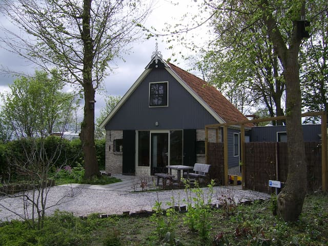 Cosy Holiday Home in Friesland - Kollumerpomp - Vacation home