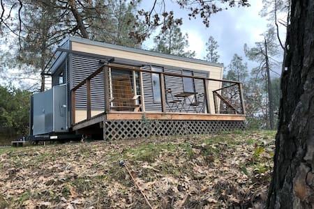 Travelers Treetop Tiny Home