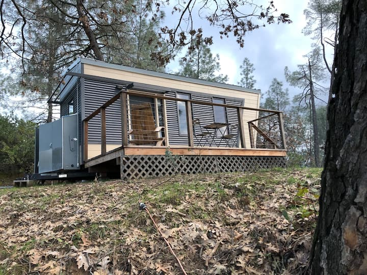 Travelers Treetop Tiny Home