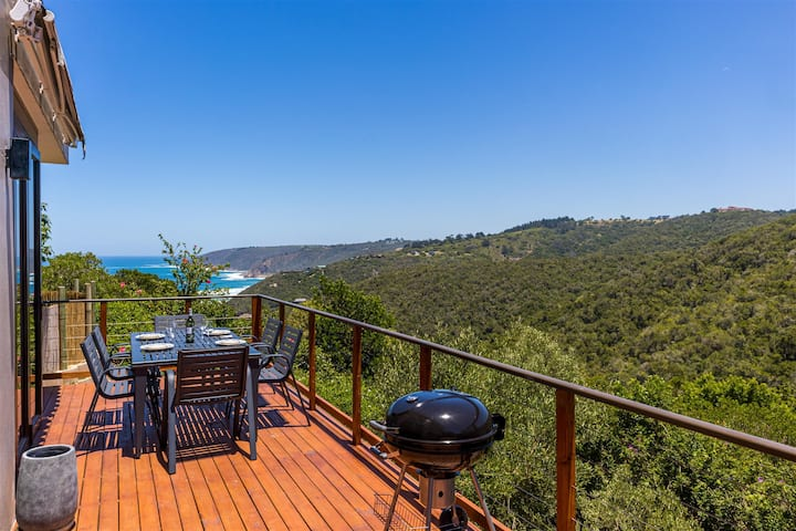 Sunset Kloof – Luxury Home for 4 in Wilderness