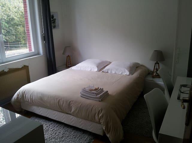 Nice room Gris Nez - Boulogne-sur-Mer - Bed & Breakfast