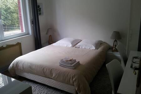 Belle chambre Gris Nez - Boulogne-sur-Mer - Bed & Breakfast