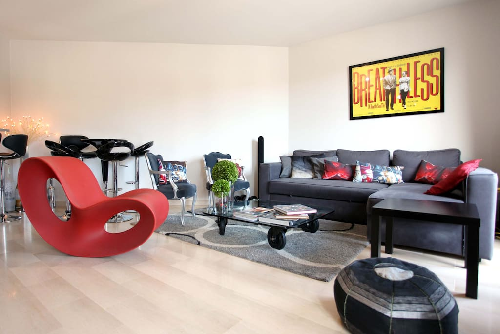 Living Room - Salon
