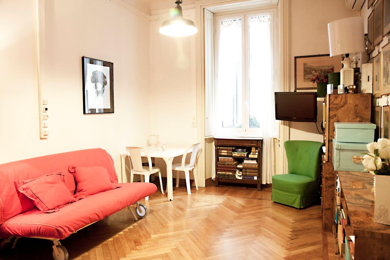 nice apartment - Corso Buenos Aires