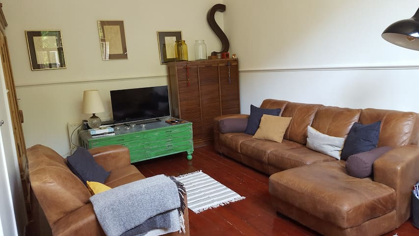 Beautiful Victorian Flat to Rent - Kent - Apartment
