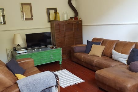 Beautiful Victorian Flat to Rent - Kent