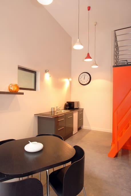 Appartement au coeur de lyon appartements louer lyon for Appartement original lyon