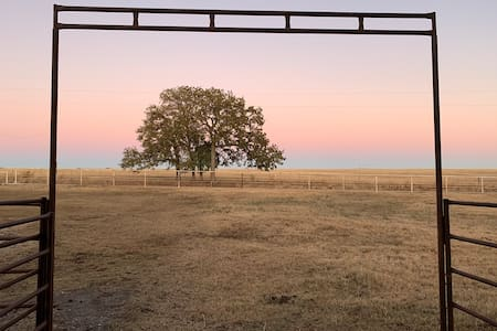 Topwind Ranch, Off I35, Campsite/Stalls