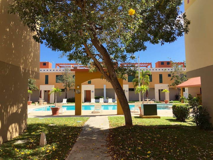 Caboqueron Gated Resort 3BR, 7 people,WIFI,2 park