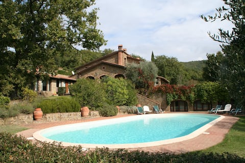 Ett charmigt ställe i Toskana