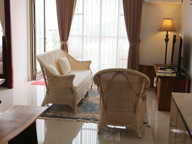 Tangguban Parahu Mountain View #211, 2 bed rooms