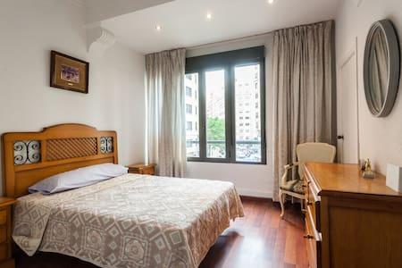 Se alquila habitacion doble - València - Квартира